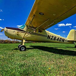 cessna tailwheel flight training