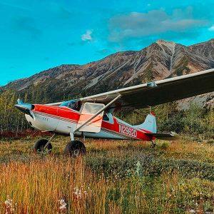 Cessna bushplane alaska