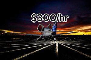 cirrus rental airplane
