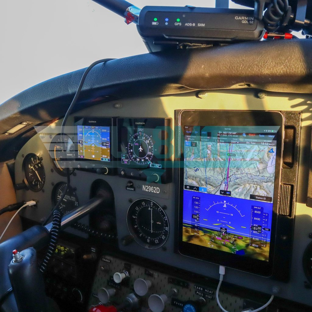 let's hear it in the comments...garmin or foreflight